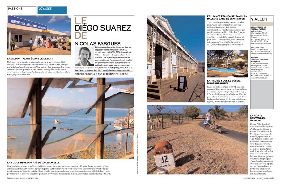 Madagascar en photos: the publications